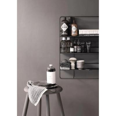 Coupé Shelf Rectangular, Black