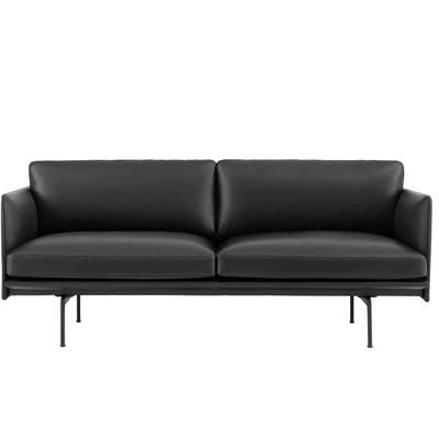 Outline Sofa, 2-Seater Sofa