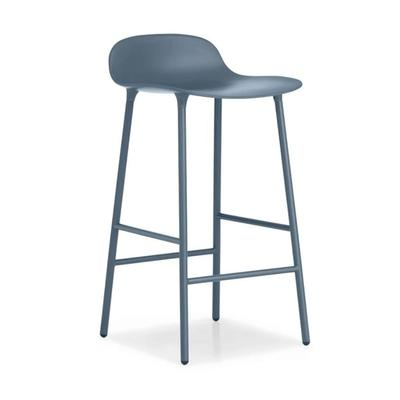 Form Barstool, Steel