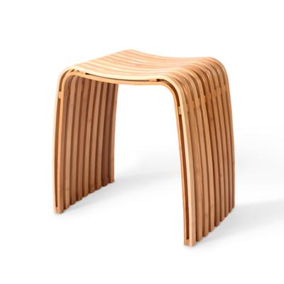 Load image into Gallery viewer, Bamboo Stool