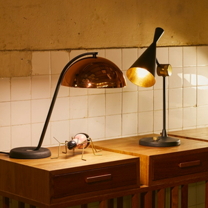 Load image into Gallery viewer, Cloche Table Lamp