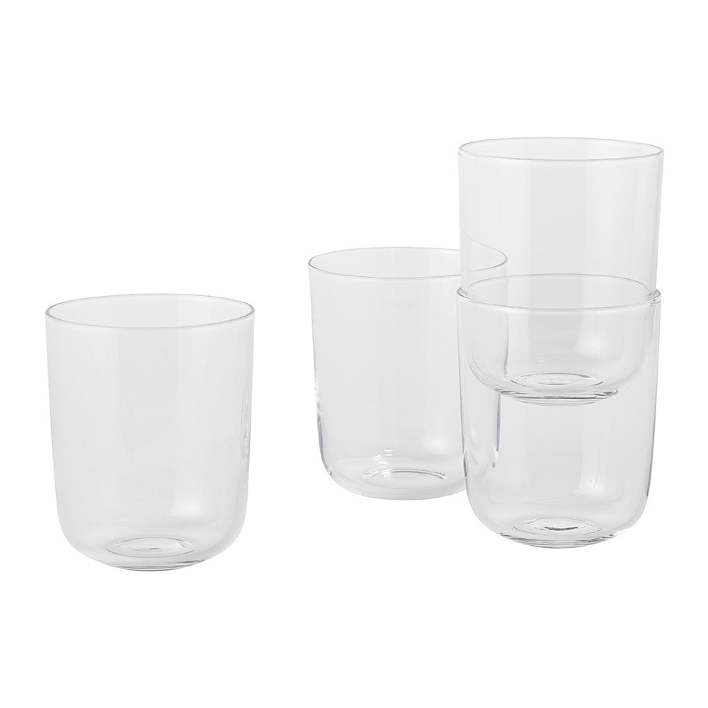 Corky Tall Drinking Glasses