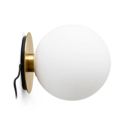 Load image into Gallery viewer, Tr Bulb Wall Ceiling Lamp, Brass