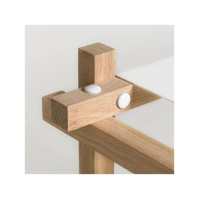 Woody Column Shelf, Low