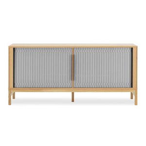 Load image into Gallery viewer, Jalousi Sideboard, Grey