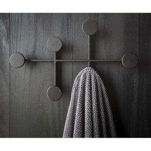 Afteroom Coat Hanger, Black