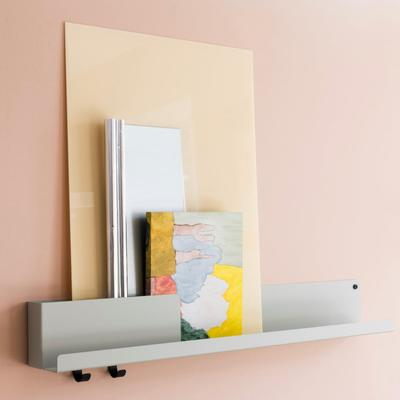 Folded Shelf, Large - Grey