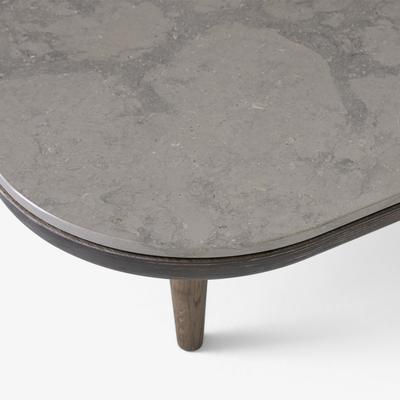 Coffee Table Honed Azul Valverde Marble