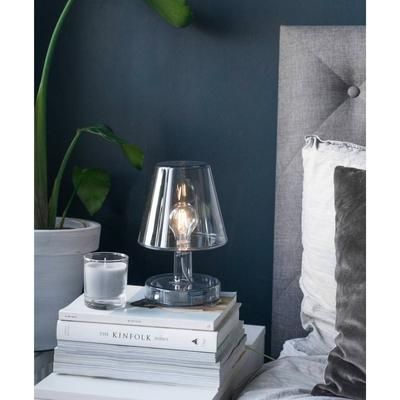 Transloetje Table Lamp, Rechargeable, Grey