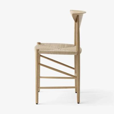 Load image into Gallery viewer, Drawn Chair, White Oiled Oak