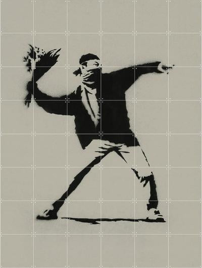 Banksy Love Icons