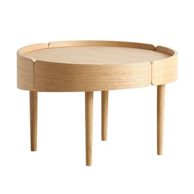 Load image into Gallery viewer, Skirt Coffee Table, Medium, Oak