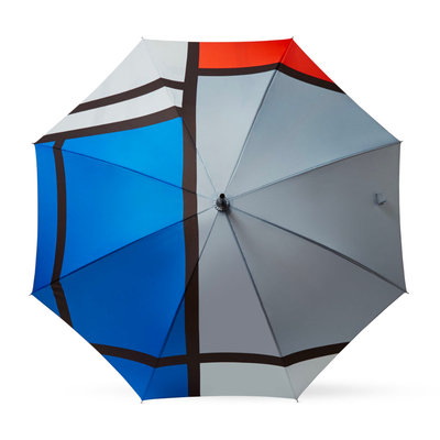 Mondrian Stick Umbrella