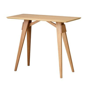 Arco Side Table, Oak