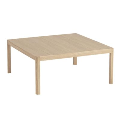 Workshop Coffee Table, Square, Oak