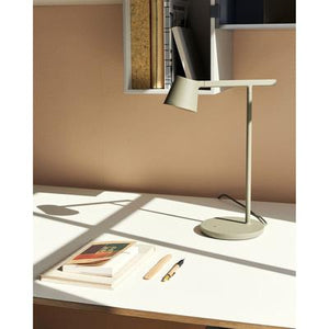 Tip Table Lamp, Olive