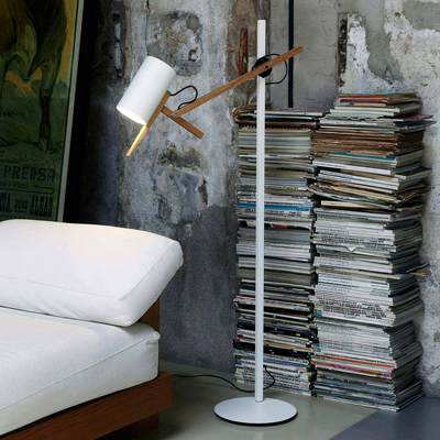 Scantling P73 Floor Lamp
