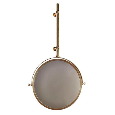 Load image into Gallery viewer, Best Enemy Mirror, Polished Brass