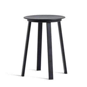 Revolver Stool, Black - Swivel