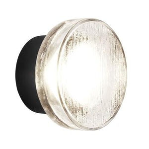 Roc Ip65 Wall Lamp, Black