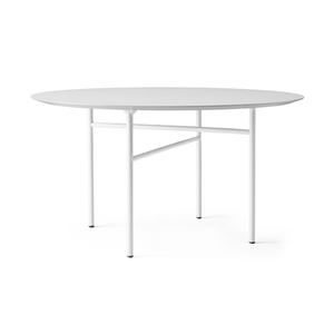 Snaregade Linoleum Top Round Table