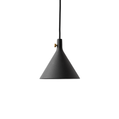 Cast Pendant Lamp Shape 1