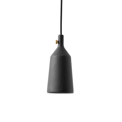 Cast Pendant Lamp Shape3