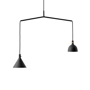 Cast Pendant Lamp Shape 4