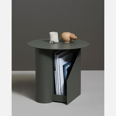 Load image into Gallery viewer, Sentrum Side Table, Dusty Green
