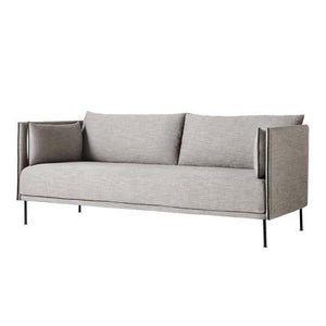 Load image into Gallery viewer, Silhouette Sofa 2 Seater, Ruskin 33