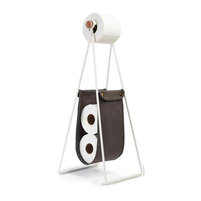 Load image into Gallery viewer, Slinger Toilet Paper Stand & Reserve