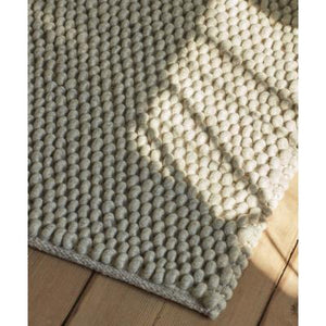 Peas Rug, Soft Grey