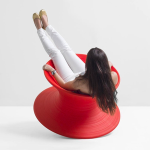 Load image into Gallery viewer, Spun Chair By Thomas Heatherwick