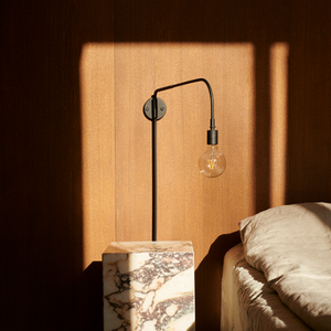 Tribeca Staple Wall Lamp
