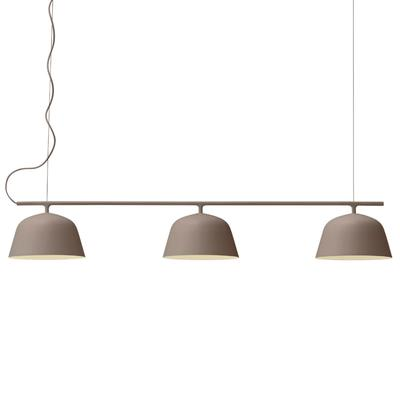 Load image into Gallery viewer, Ambit Rail Lamp, Taupe