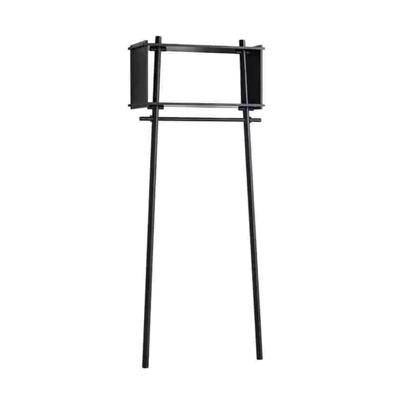 Load image into Gallery viewer, Töjbox Clothing Rack & Shelf, Large Black