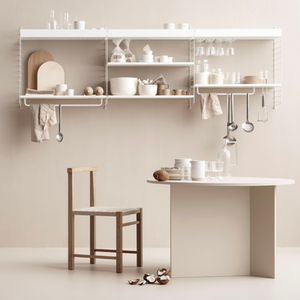 Dish & Cutlery Shelves