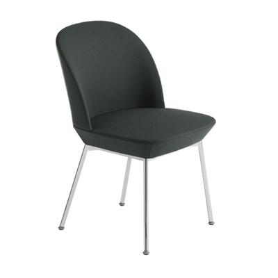 Oslo Side Chair, Chrome