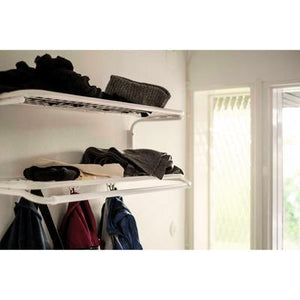 Classic 650S Hat Rack, Black Chrome