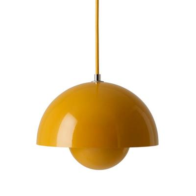 Load image into Gallery viewer, Flowerpot Pendant Lamp, Mustard