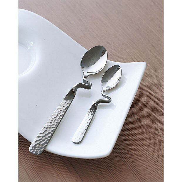 Load image into Gallery viewer, New Wave Caffè Teaspoon 6 3/4 in