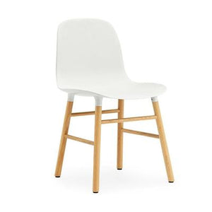 Load image into Gallery viewer, Form Chair, Oak