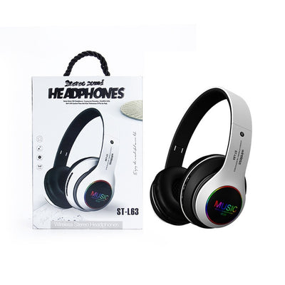 Glowing Wireless Bluetooth Headset