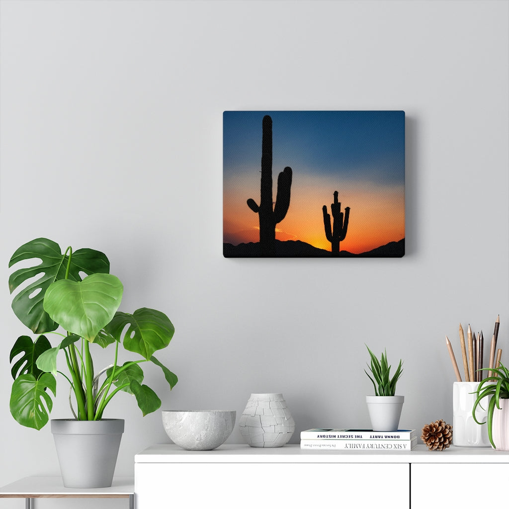 Canvas, Desert, Wall Art Canvas, Home Decor, Wall Decor, Midwest