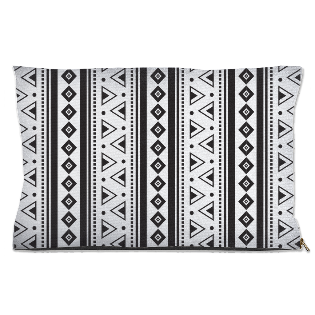 Dog Beds | Aztec Print Dog Bed Southwest Themed Dog Bed