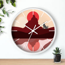 Load image into Gallery viewer, Southwest Midwest Wall Clock