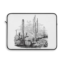 Load image into Gallery viewer, Laptop Sleeve | Computer Case | Midwest Electronic Case | Computer Accessory Case Desert Computer Sleeve