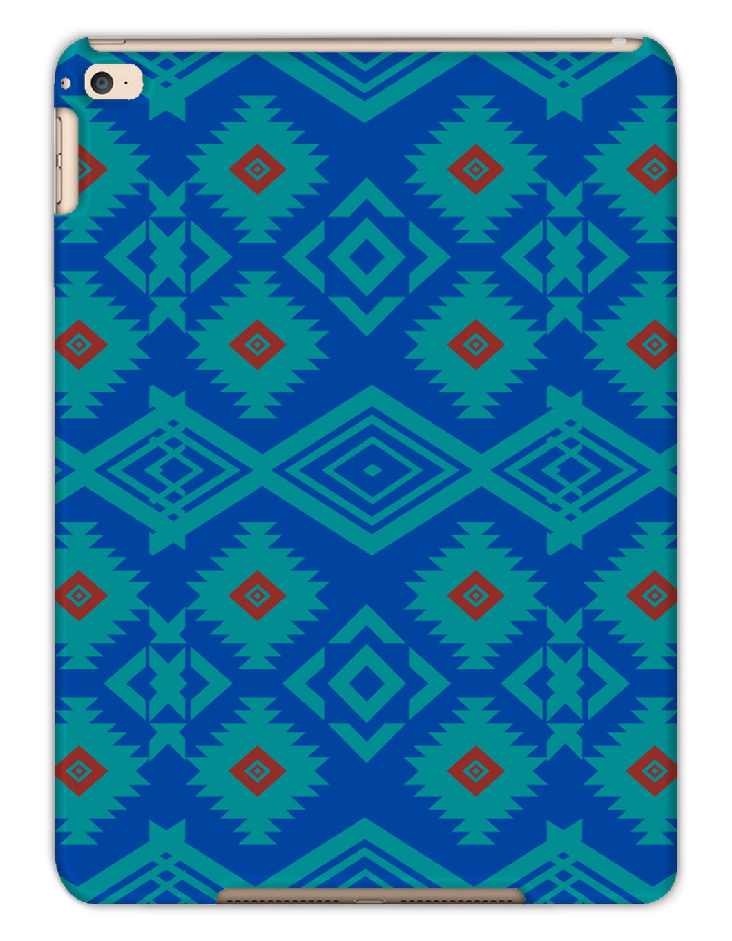 Blue Aztec Tablet Cases