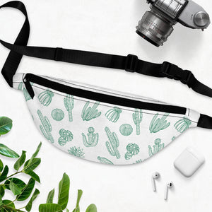 Fanny Pack | Midwest Cactus Fanny Pack