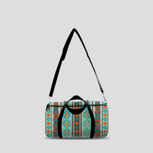 Load image into Gallery viewer, Duffle Bags | Aztec Print Bag | Southwestern Bags